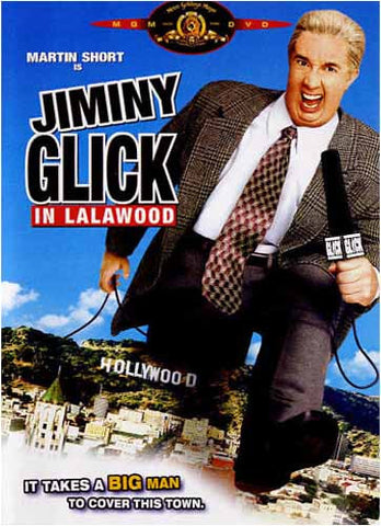 Jiminy Glick in La La Wood DVD Movie