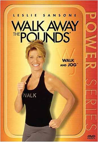 Leslie Sansone Walk Away the Pounds - Walk and Jog DVD Movie
