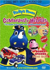 Ricky's Room - Community Helpers