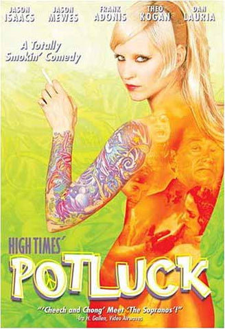High Times' Potluck DVD Movie