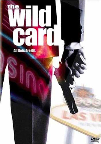 The Wild Card (Tom Whitus) DVD Movie
