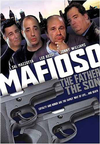 Mafioso - The Father The Son DVD Movie