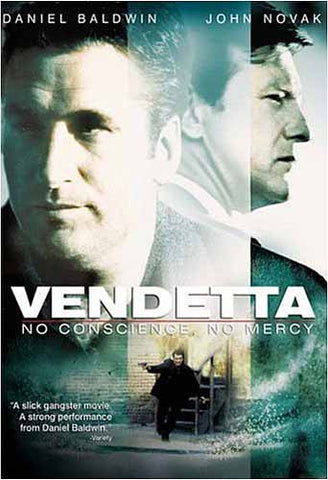Vendetta (Daniel McCarthy) DVD Movie