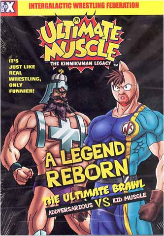 Ultimate Muscle - A Legend Reborn DVD Movie