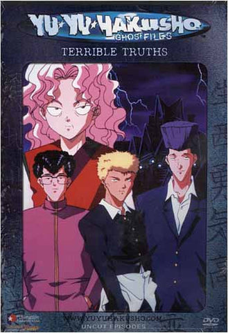 Yu Yu Hakusho Ghost Files - Volume 20: Terrible Truths (Uncut) DVD Movie