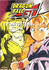 Dragon Ball GT - The Lost Episodes - Conviction - (Vol. 4)