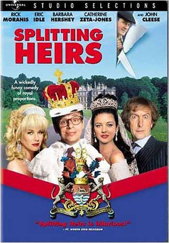 Splitting Heirs - Studio Selections (Widescreen) DVD Movie