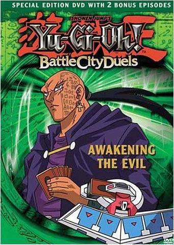 Yu-Gi-Oh! - Battle City Duels - Awakening of Evil (Vol. 9) DVD Movie