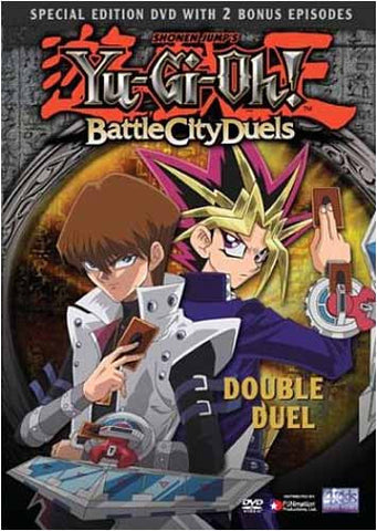 Yu-Gi-Oh! - Battle City Duels - Double Duel (Vol. 6) DVD Movie