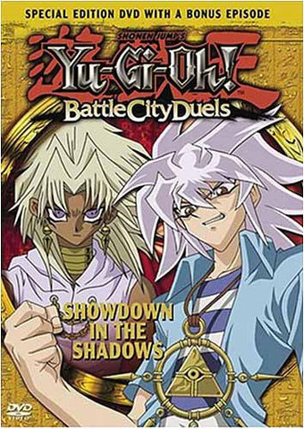 Yu-Gi-Oh! - Battle City Duels - Showdown in the Shadows (Vol. 11) DVD Movie