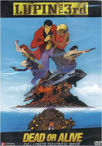 Lupin the 3rd - Dead or Alive DVD Movie