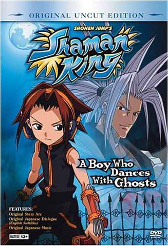 Shaman King - A Boy who Dances with Ghosts (Vol. 1) DVD Movie