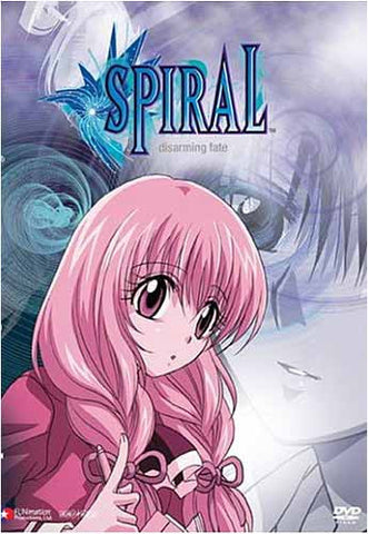 Spiral- Disarming Fate DVD Movie