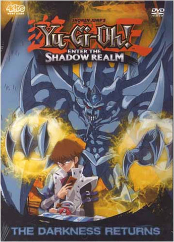 Yu-Gi-Oh! - Enter the Shadow Realm - The Darkness Returns (Vol. 2) DVD Movie