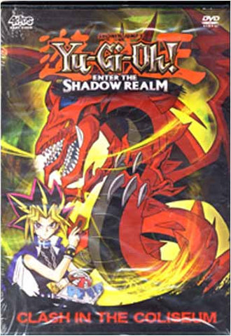 Yu-Gi-Oh! - Enter the Shadow Realm - Clash in the Coliseum (Series 3 Vol. 3) DVD Movie