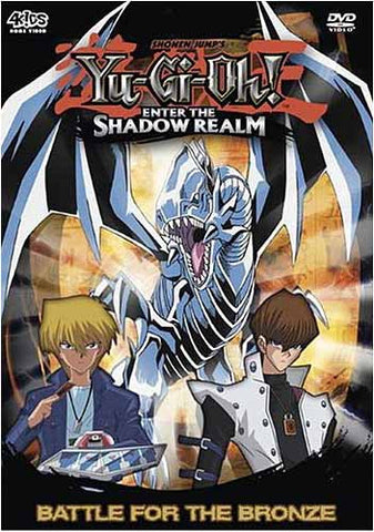Yu-gi-Oh! - Enter the Shadow Realm - Battle for the Bronze (Vol. 4) DVD Movie