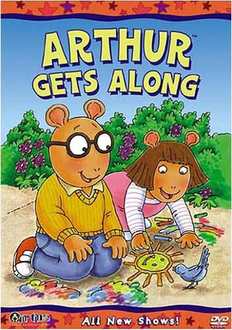 Arthur Gets Along DVD Movie