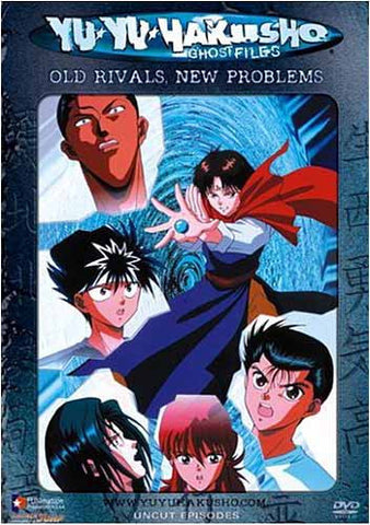 Yu Yu Hakusho Ghost Files - Volume 24: Old Rivals, New Problems (Uncut) DVD Movie