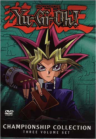 Yu-Gi-Oh! - Championship collection (Boxset) DVD Movie