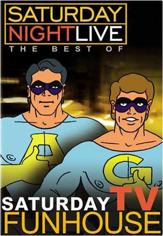 Saturday Night Live - The Best of Saturday TV Funhouse DVD Movie
