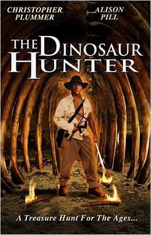 The Dinosaur Hunter DVD Movie