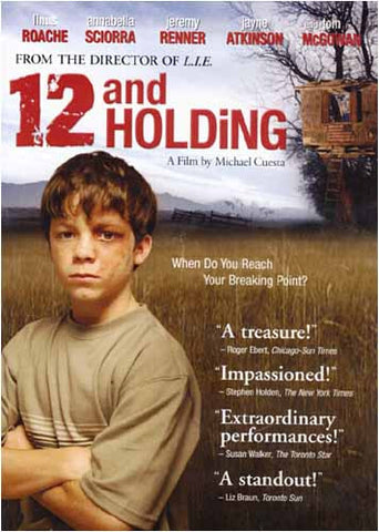 12 and Holding DVD Movie