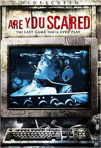 Are You Scared DVD Movie