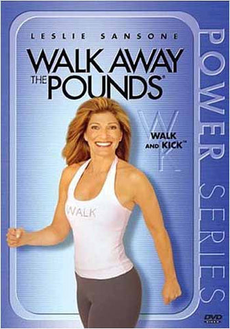 Leslie Sansone - Walk Away the Pounds - Walk and Kick DVD Movie