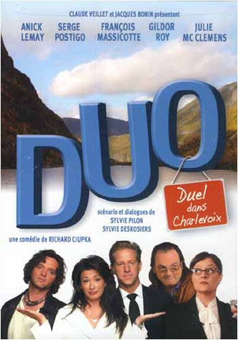 DUO: Duel dans Charlevoix DVD Movie
