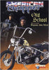 American Chopper Old School Bike DVD Movie
