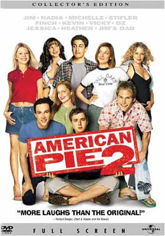American Pie 2 (Full Screen Collector's Edition) DVD Movie