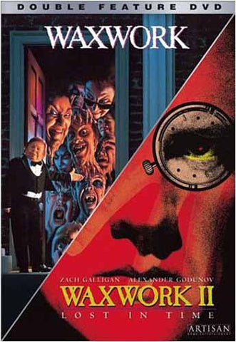 Waxwork / Waxwork II - Lost in Time (Double Feature) DVD Movie