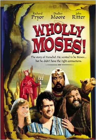 Wholly Moses! DVD Movie