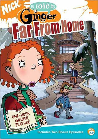 As told by Ginger - Far From Home DVD Movie