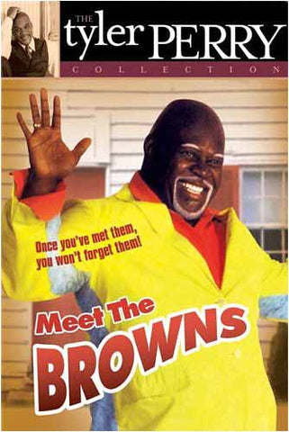 Meet the Browns (The Tyler Perry Collection) (LG) DVD Movie