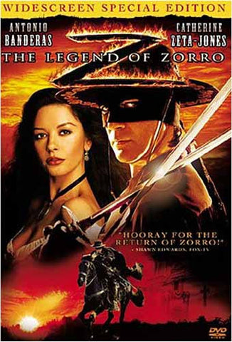 The Legend of Zorro (Widescreen Special Edition) DVD Movie