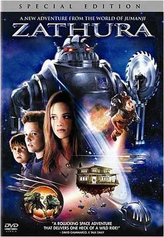 Zathura (Special Edition) DVD Movie
