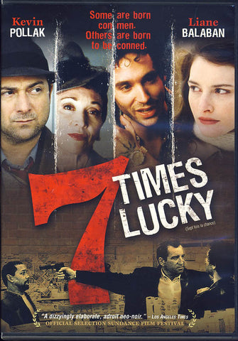 7 Times Lucky (Bilingual) DVD Movie