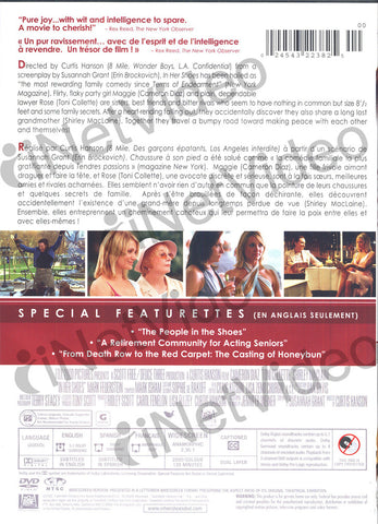 In Her Shoes (Chaussure A Son Pied)(Widescreen Edition) (Bilingual) DVD Movie