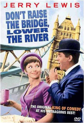 Don't Raise the Bridge, Lower the River DVD Movie