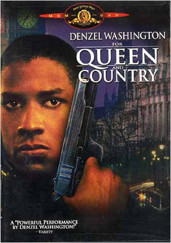 For Queen and Country DVD Movie