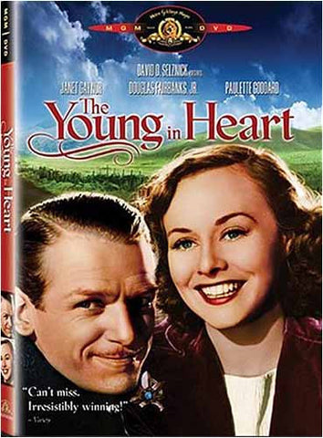The Young in Heart DVD Movie