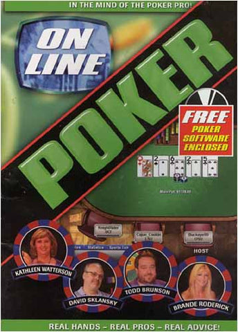 On line Poker DVD Movie
