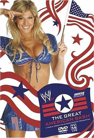 WWE The Great American Bash 2005 DVD Movie