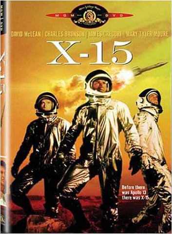X-15 (MGM) DVD Movie