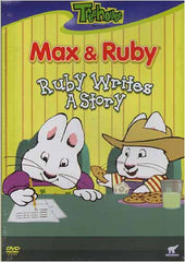 Max and Ruby - Ruby Writes A Story