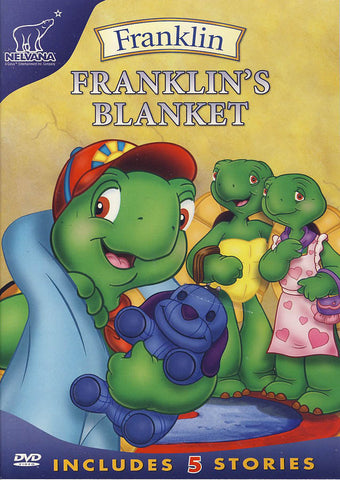 Franklin - Franklin's Blanket DVD Movie