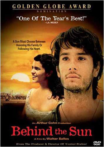 Behind the Sun (Widescreen) DVD Movie