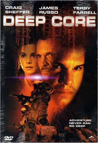 Deep Core DVD Movie