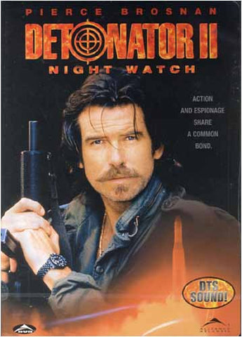 Detonator 2 - Night Watch DVD Movie